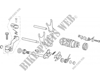 GEAR SHIFT for GASGAS EC 125 2006