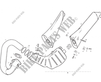 EXHAUST for GASGAS TXT PRO 250 2004