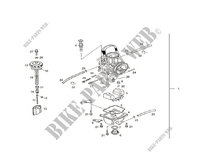 CARBURETOR for GASGAS EC 250 2005