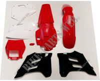 PLASTICS KIT EC 2001 2006  for GASGAS EC 250 2005