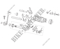 GEAR SHIFT SHAFT for GASGAS WILD HP 450 2003