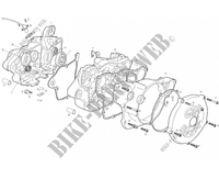 RIGHT CRANKCASE for GASGAS WILD HP 450 2003
