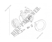 THROTTLE BODY for GASGAS WILD HP 450 2003
