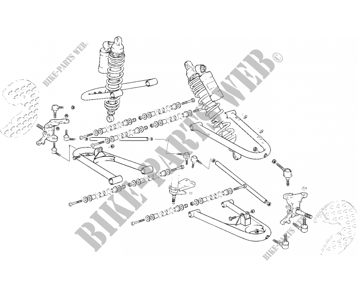 EXHAUST for GASGAS WILD HP 450 2005