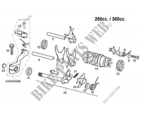 GEAR SHIFT for GASGAS EC 300 2012